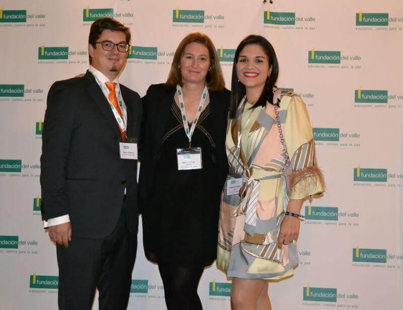 María, Miguel y Grazziella