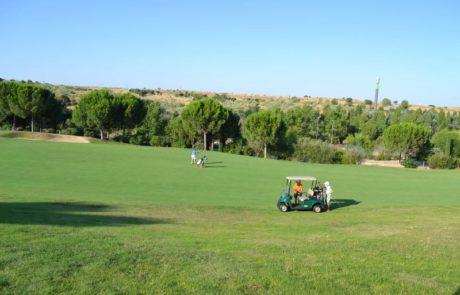 Golf en Santander