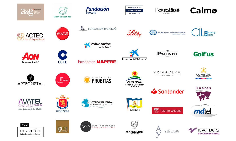Logos entidades privadas