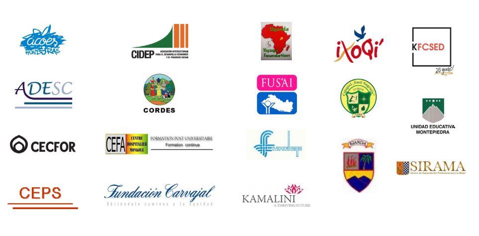 Logos socios locales